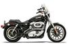 Bassani Radial Sweepers for '86-03 Harley Davidson Sportster Models