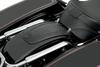 Drag Specialties Fender Skin for Harley Davidson Touring Models 1997-Up -Embossed Gator Leather Center