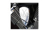 Baron Custom Mini Teardrop Engine Covers for Warrior '02-Up Enferno