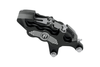 """Performance Machine Six-Piston Front Calipers for Certain H-D Models Starting in '00 for use with 13"""" Rotors (112 x 6B calipers) -Contrast Cut, Right Caliper"""