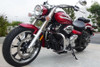 Baron Custom Full-Size Engine Guards for V-Star 950 Classic/Custom '09-Up