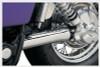 Cobra Driveshaft Cover for '98-07 VN1500D/E/G/N  Chrome