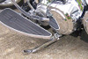 Baron Custom Shorty Kickstand for Roadliner/Stratoliner '06-Up & Raider '08-Up