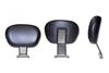 Bakup Driver Backrest for Yamaha Road Star Driver '00-up -Fully Adjustable Studded Pad