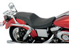 Drag Specialties Predator 2-Up Seat for FXD '96-03 -Smooth