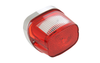 Drag Specialties Taillight Assembly for '99-Up H-D Models w/ Conventional Style Taillight -Each
