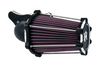 Performance Machine Fast Air Intake Solution for '91-Up XL -Contrast Cut