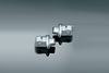 Kuryakyn Splined  Adapters for Harleys w/ Passenger Pegs -Needed to Install Certain Kuryakyn Products