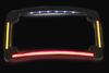 Custom Dynamics All-In-One Radius License Plate -Black