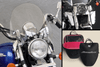 National Cycle SwitchBlade Windshield for Certain Honda Models - Deflector Style Click for fitment