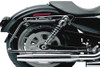 Cycle Visions Bagger-Tail Black bag Mounts for '00-05 FXD  Saddlebags sold separately