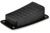 Biltwell Inc. Harlot Pillion Pad for Custom/Rigid Applications -Horizontal Tuck n' Roll