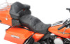 Drag Specialties Large Touring Seat for Harley Davidson Touring Models 2009-Up (& Trike that accepts Frame Mounted Backrests) -Pillow Style