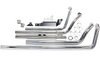 Cobra Speedster Longs Exhaust with PowerPort for VTX1300R/S '03-up