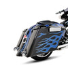 Arlen Ness Bagger-Tail Rear Fender Kit for '97-08 Harley Davidson Touring Models