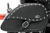 Saddlemen Rigid-Mount Specific-Fit Teardrop Saddlebags for Vulcan 900 '06-Up Desperado