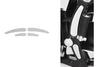 Drag Specialties Frame Inserts for '84-07 Softail (Except '00-07 FLSTF/FXSTD, '05-07 FLSTN) -4-Piece