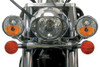*CLEARANCE* Custom World Int. Steel Lightbar for Spirit 750DC '01-07 Clearance - All Sales Are Final - No Returns