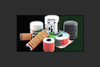 Hiflofiltro Oil Filters for '97-02 Cyclone M2, '94-02 lightning S1/X1 '02 White Lightning x1W, '94-02 Thunderbolt S2/S2T/S3/S3T Black