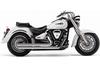 Cobra Speedster Slash-Down with PowerPort for Road Star 1600/1700 '99-07