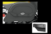 Saddlebag Package for Yamaha Bolt Saddlemen Cruis'n Slant Saddlebags and Easy Brackets Will NOT fit R-Spec Bolt Models