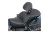 Saddlemen Explorer Special for Intruder 1500 '98-04 Saddlehyde With Driver Backrest-Studded