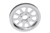 """Drag Specialties Rear Pulley for '07-12 FLSTC, '11-12 FXS (1"""" x 66T) Replaces OEM # 40325-07 -Each"""