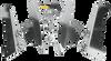 Memphis Shades Fats/Slim No-Tool Windshield Mounting Hardware for '06-13 Roadliner & Stratoliner