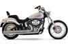 Cobra Speedster Longs  Exhaust w/ PowerPort for Dyna '06-11