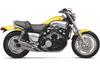 Cobra Slip-On Slash-Cut Mufflers for Yamaha V-Max '85-'07