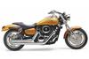 Cobra Speedster Slash-Down Exhaust with PowerPort for Mean Streak 1500P/1600B '02-up