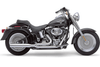 Cobra Power Pro HP  2-into-1 Exhaust for Softail '86-06