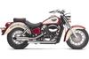 Cobra Classic Slash Cut Exhaust for ACE 750 '98-03