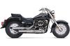 Cobra Slip-On Slash-Cut Mufflers for Yamaha XVS650A V-Star Classic '98-05