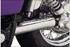Cobra Chrome Drive Shaft Covers for Suzuki VS1400 Intruder '87-04