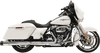 Bassani 4 inch DNT Straight Can Mufflers for Harley Davidson Touring Models '17-Up