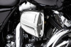 Cobra Complete Stage 1 Power Package for 2017-Up Harley Davidson Touring with Chrome 4.5 inch PowrFlo Slip Ons
