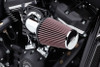 Cobra Complete Stage 1 Power Package for '17-20 Harley Davidson Touring with Chrome 909 Slip Ons