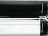 Rinehart MotoPro45 4.5 inch Slip On Mufflers for '17-Up Harley Davidson Touring Models [Choose Muffler and End Cap Finish]