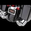 Cobra Tri-Oval II Slip-on Mufflers for HD 1995-2016 -Chrome