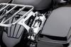 Cobra Detachable Backrest and Mounting Hardware for Harley Davidson Touring Models '09-Up