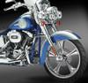 RC Components Clutch Chrome Wheel for Harley Davidson Models (Choose Options)