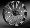 RC Components Dynasty Eclipse Wheel for Harley Davidson Models (Choose Options)