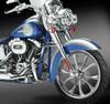 RC Components Maverick Chrome Wheel for Harley Davidson Models (Choose Options)