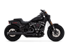 Vance & Hines 2-into-1 Pro Pipe for 2018-Up Harley-Davidson Softail Models - Black