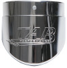 TAB Performance 4 inch BAM Stick Slip On Mufflers for '14-Up Indian Challenger, Chieftain, Roadmaster & Springfield (Choose Chrome or Black)