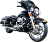 "Coastal Moto Precision Cast Largo 3D Front Wheels for '00-07 Harley-Davidson FLHX, FLTRX, FLHR (Choose Chrome or Black) 21"""