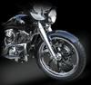 RC Components Custom Phantom Cut Fender Kits for Harley-Davidson Touring Models 21 inch fender
