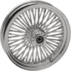 RideWright Laced Wheels for '14-Up Indian Touring Models - 50 & 60 Spoke (Front and Rear)
