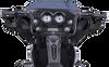 "Fatbaggers 1 1/4 inch EZ Install Round Bar Handlebar Kits for '14-Up Harley-Davidson FLH Touring Models  12"", 14"", 16"" (Choose Black or Chrome)"